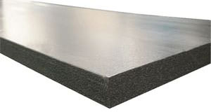 SilverGlo™ crawl space wall insulation available in Burley