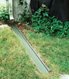 gutter drain extension installed in Payette, Idaho